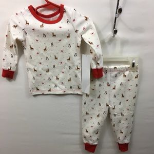 2 for $25 Starting Out Infants 2 Pc Pjs 18 mo NWT